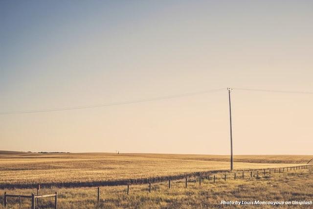 brown-empty-land